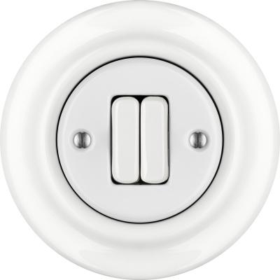 Onlineshop - Lichtschalter – 2 Tasten | Katy Paty